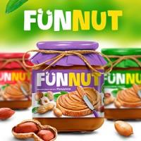 FUNNUT - Арахисовая паста