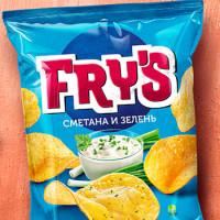 Чипсы FRY'S