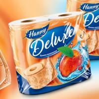 Hanny - Туалетная бумага Deluxe