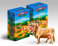 Milk Betalogostik