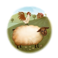 Country Road illustration