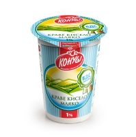 Кислое молоко Конуш - 1% жирность