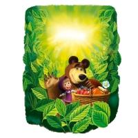 Маша и Медвед -  иллюстрация