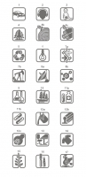 Icons for Bussines Catalogue Krass