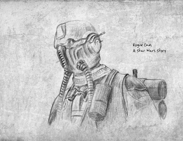 персонаж из Star Wars
