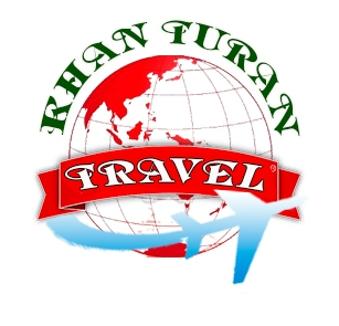 Логотип Khan-Turan