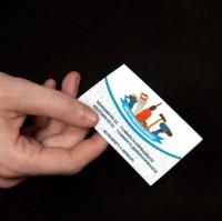 Инструменты в аренду (визитка)