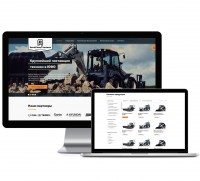 Дизайн сайта для крупнейшего поставщика техники АСТ
