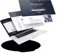 Сайт-каталог микроэлектроники Radal