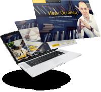 Сайт-визитка интернет-маркетолога