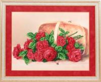Фотосъемка картин из вышивуи с бисером