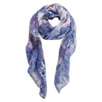 Съемка шелковых шарфиков