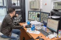 Отладка  СКУД и систем видеонаблюдения