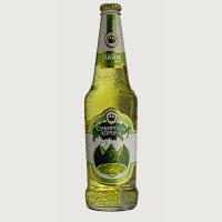 Съемка бутылок с пивом
