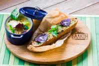 """Съемка блюд для ресторана """"Балкон"""" (Ginza Project)"""