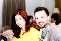 Анна Чапман и Антон Альфер