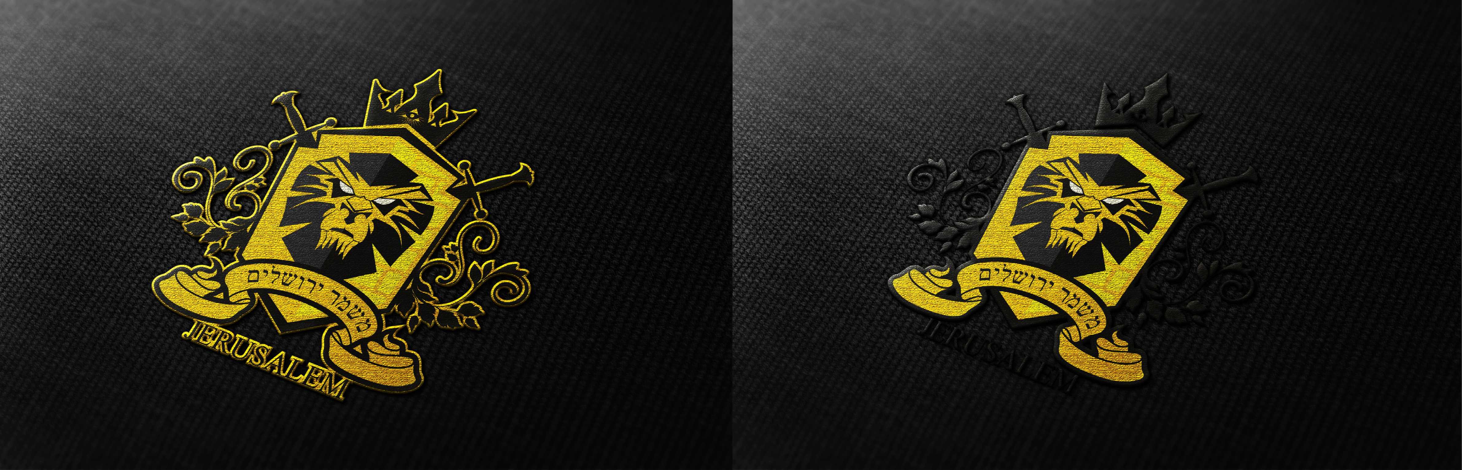 Разработка логотипа. Компания Страж Иерусалима фото f_73151f0e4eac7164.jpg