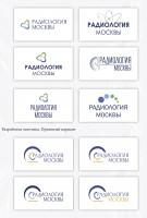 Редизайн логотипа Радиологии Москвы