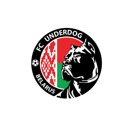 Футбольный клуб UNDERDOG - разработать фирстиль и бренд-бук фото f_1325cb142e747cb8.jpg