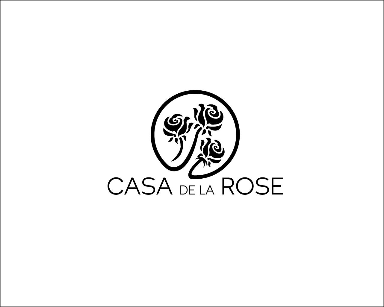 Логотип + Фирменный знак для элитного поселка Casa De La Rosa фото f_2745cd465402b207.jpg