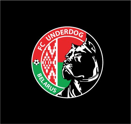 Футбольный клуб UNDERDOG - разработать фирстиль и бренд-бук фото f_3345cb143064fa6f.jpg