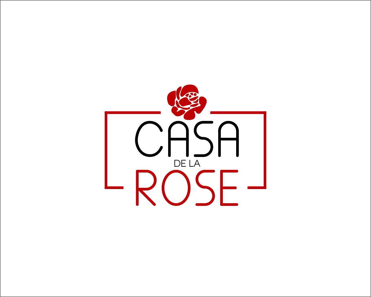 Логотип + Фирменный знак для элитного поселка Casa De La Rosa фото f_3655cd465ac56035.jpg