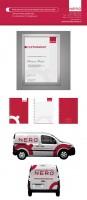разработка фирменного стиля для NERO