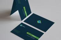 редизайн логотипа и элементы фирменного стиля BMG