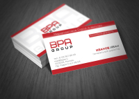 Визитка BPA group