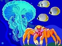картинки для настенного календаря с изображениями морских животных