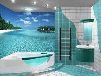 Маленькая ванная комната бюджетный ремонт