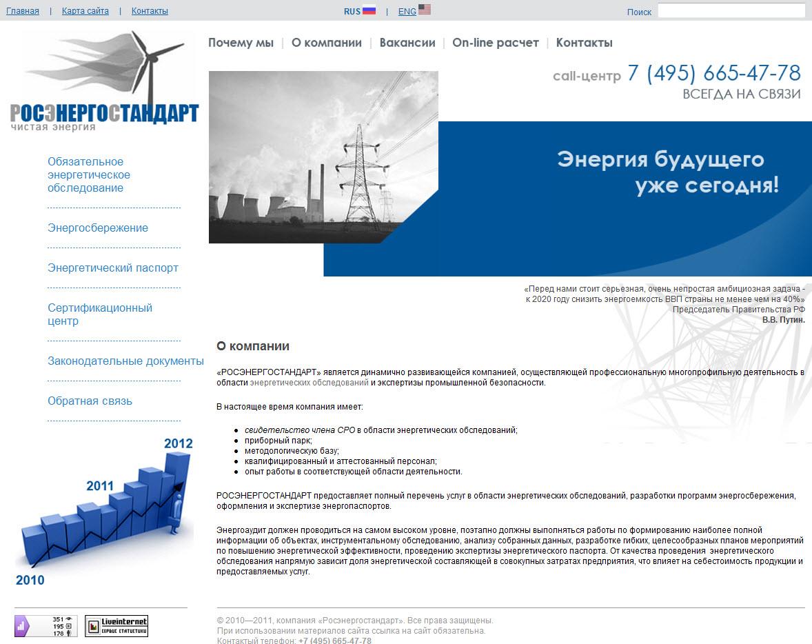 РосЭнергоСтандарт