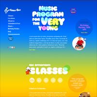 The Earl Year - музыкальная программа для малышей