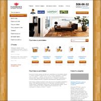 Floorence - интернет-магазин покрытий для пола