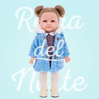 Reina del Norte (Сайт-каталог кукольного бренда)
