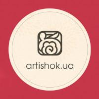 Наклейки и открытка для artishok.ua