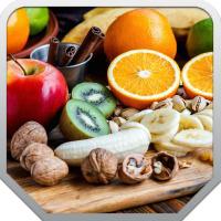 Дизайн для ресторана здорового питание