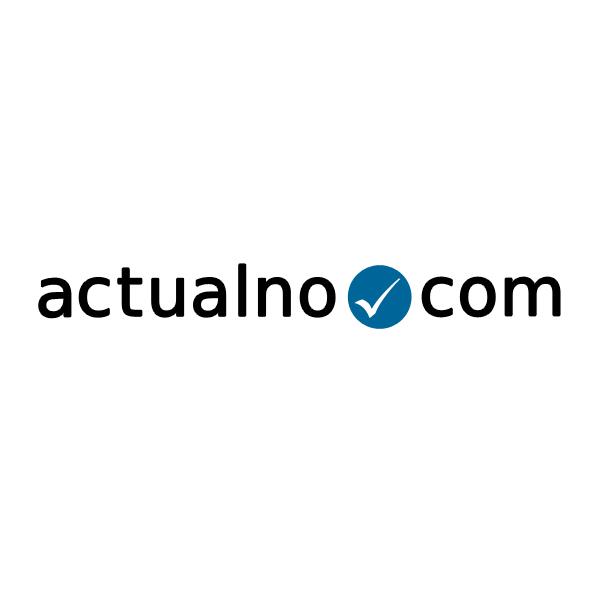 Логотип на конкурс для болгарского портала Actualno.com