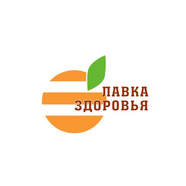"""Логотип компании """"Лавка здоровья"""""""