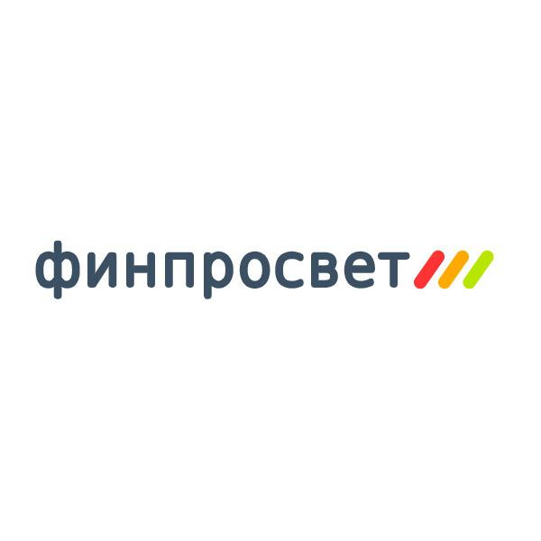 """Логотип компании """"Финпросвет"""""""