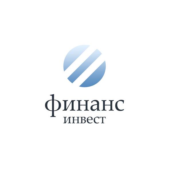 """Логотип компании """"Финанс инвест"""""""