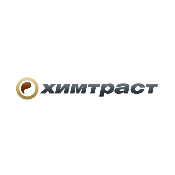 """Вариант логотипа компании """"Химтраст"""""""