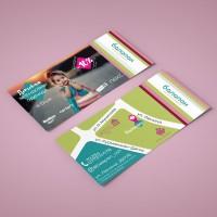 Флаер для магазина детской одежды Balapan