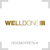 Логотип для звукоизоляционного материала Welldone