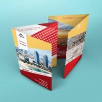 Буклет для агентства недвижимости Baritun, Барселона
