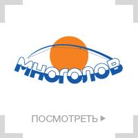 Логотип для сайта mnogolov.ru