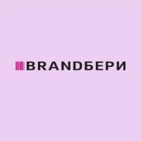 Логотип для магазина стоковой одежды Brandбери