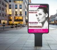 Сити формат для салона красоты в г.Карлшруэ, Германия
