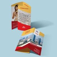 Лифлет для агентства недвижимости Baritun, Барселона