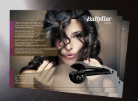 Плакат А3 Babyliss